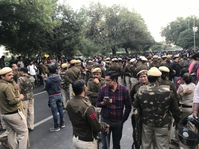 JNU protest: Delhi police file two FIRs