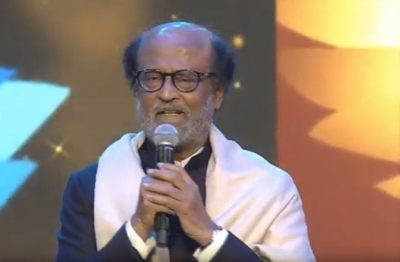 Rajinikanth not injured during 'Man vs Wild' shooting (Lead)