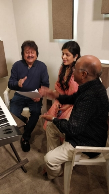 Ghazal maestro Pankaj Udhas makes Marathi musical debut