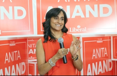 Four Indo-Canadian MPs inducted in Trudeau's new Cabinet
