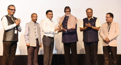 Big B: Cinema can disintegrate discrimination in society