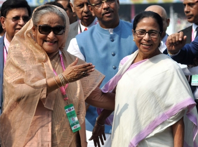 Indo-Bangla ties at their best now: Sheikh Hasina (2nd Lead)