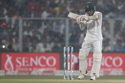 Mushfiqur Rahim becomes Bangladesh's leading Test run-scorer