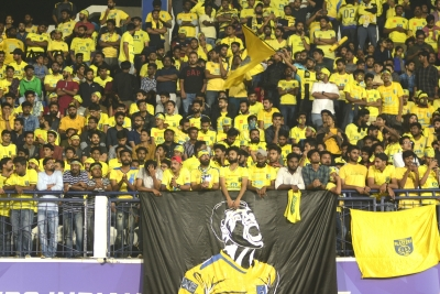 Messis brilliance salvages the day for Kerala Blasters