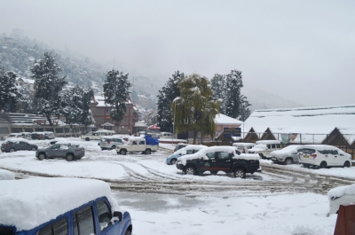 More snow and rain in Himachal
