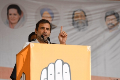Rahul Gandhi to campaign in Jharkhand on Monday