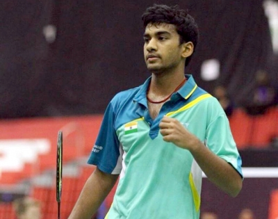 Indian shuttlers assure eight medals at 13th SAG