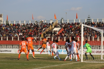 I-League: Aizawl grab last gasp winner to beat spirited Arrows