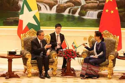 China, Myanmar pledge to strengthen communication