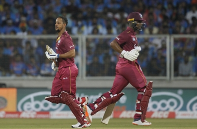 Ind-WI 2nd T20I: Windies level series with comprehensive win (Roundup)