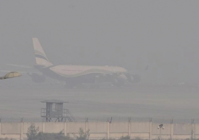 Dense fog disrupts air traffic, life in Kashmir