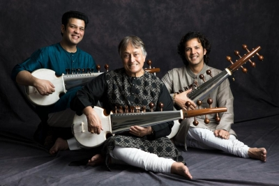 Historic opportunity to perform for global tech giants: Amjad Ali Khan
