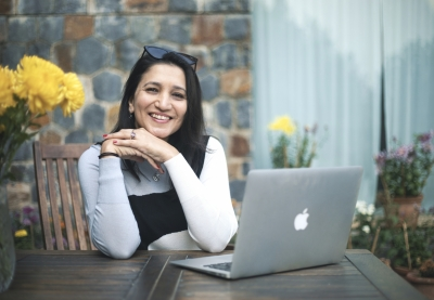 Now, author Aparna Jain focuses on men who broke the mould (IANS Interview)