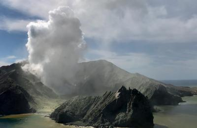 New Zealand volcano toll reaches 16 (Lead)