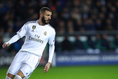 Benzema rescues point for Real Madrid against Valencia