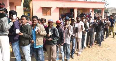 Jharkhand Assembly polls: Voting begins for fourth phase