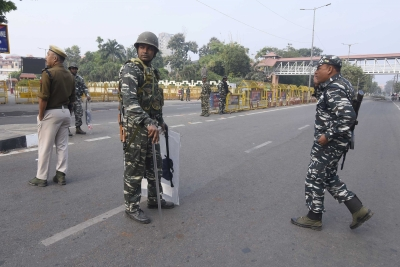 Curfew relaxed in Dibrugarh, flag march continues in Guwahati