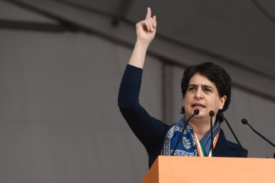 Priyanka slams govt over Atlas cycle factory closure in Ghazaiabad