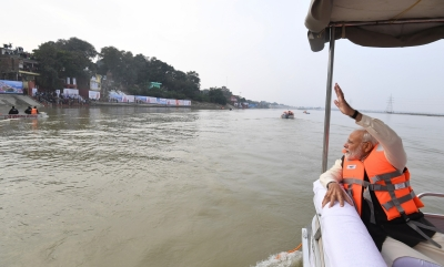 PM stresses cooperative federalism for Ganga rejuvenation