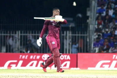 Ton means a lot to me: Hetmyer