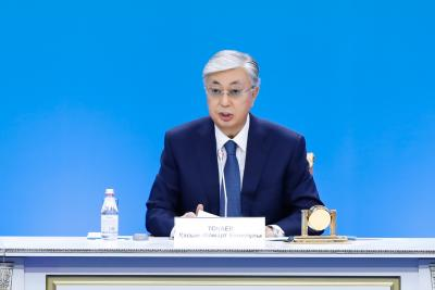 Kazakhstan to appoint special representative for Afghanistan