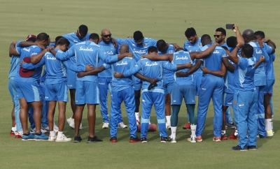 Cricket West Indies cuts players' and staff's salaries by half