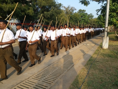 RSS: Matter of self respect for any nation to be run by its own Constitution
