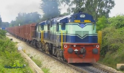 Pak inaugurates 1st-ever Afghan transit cargo train service