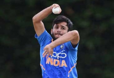 U-19 World Cup: India record third win on the bounce