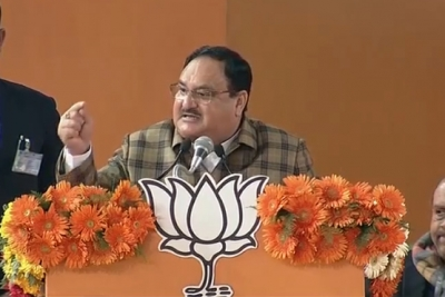 With 'ekadashi' setting in, Nadda to replace Shah by afternoon
