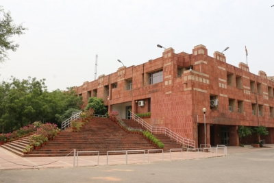 JNU staff to donate a day's salary in fight against corona