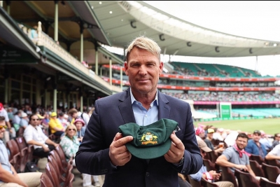 Warne bowled over by web series 'Money Heist', can't wait for season 5