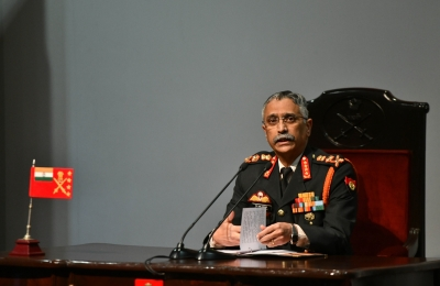Army doesn't discriminate on religion, gender: Naravane (Lead)
