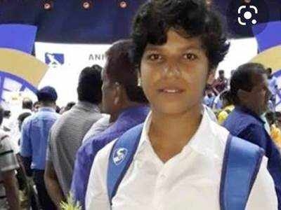Cricketer Richa donates Rs 1 lakh in fight against COVID-19