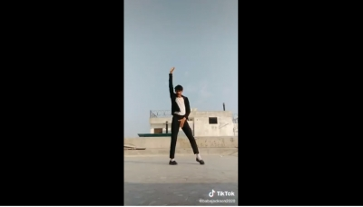 Baba Jackson auditions for 'Indias Best Dancer'