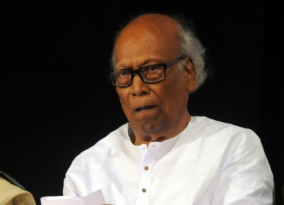 Jnanpith-winning Bengali poet Sankha Ghosh hospitalised