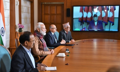 Modi stresses on Indo-Nepal legacy while opening second ICP
