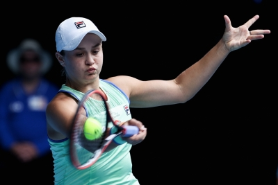 Barty 1st Oz in 36 years in Aus Open semis