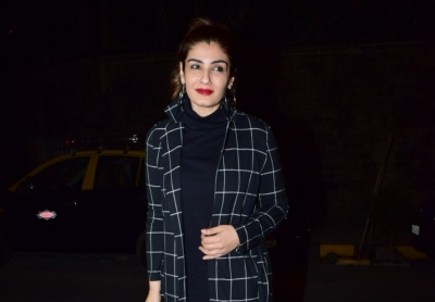 Raveena Tandon's DIY tips for work-from-home eyes