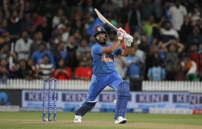 Shami's last over won the game for us: Rohit