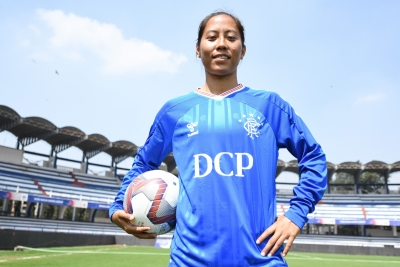 I'm improving every time in training at Rangers: Bala
