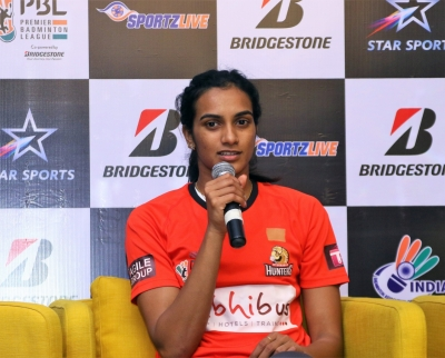 Can't remember the last time I had such a long break: Sindhu