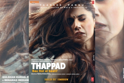 'Thappad' day one: Film collects Rs 3.07cr