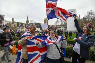 UK may plan for 'orderly exit' from EU in June