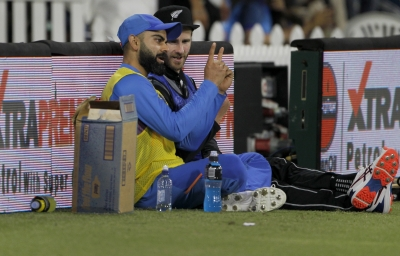Fortunate to play against each other: Williamson on Kohli