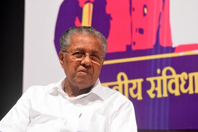 I was not jailed in any murder case but you were: Vijayan tears into Amit Shah(Photo: IANS)