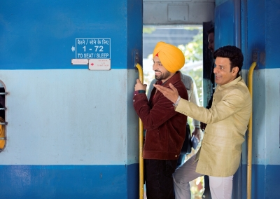 Manoj Bajpayee would take 4 hours to get his look right for Suraj Pe Mangal Bhari