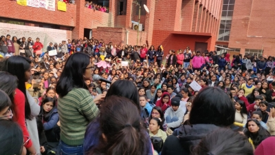 Gargi students to meet DCW chief on Friday afternoon
