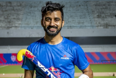 National Hockey Camp: Skipper Manpreet, 4 others test COVID-19 positive (Lead)