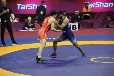 Asian C'ships: Sunil wins India's 1st GR gold in 27 years